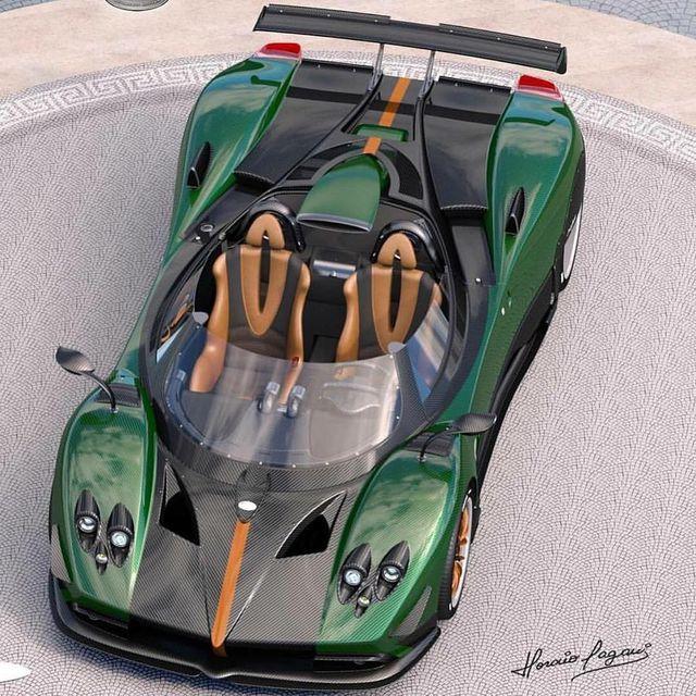 Zonda HP Barchetta - Siêu xe đặc biệt mừng sinh nhật ông chủ hãng Pagani - Ảnh 5.