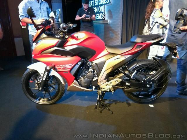 Mô tô bình dân Yamaha Fazer 25 chính thức trình làng, giá từ 45,5 triệu Đồng - Ảnh 2.