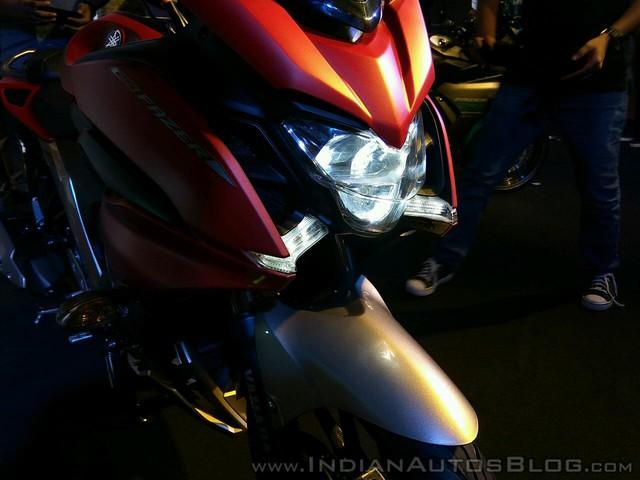 Mô tô bình dân Yamaha Fazer 25 chính thức trình làng, giá từ 45,5 triệu Đồng - Ảnh 5.