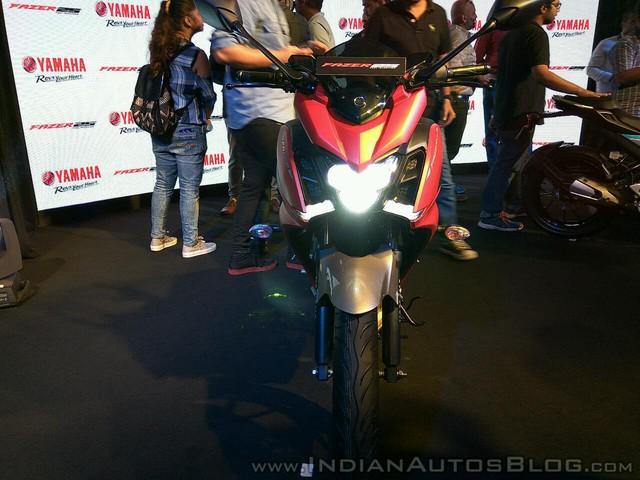 Mô tô bình dân Yamaha Fazer 25 chính thức trình làng, giá từ 45,5 triệu Đồng - Ảnh 7.