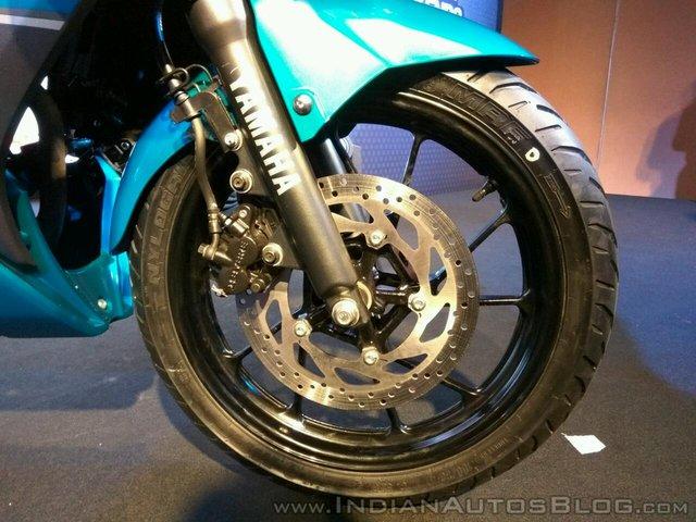 Mô tô bình dân Yamaha Fazer 25 chính thức trình làng, giá từ 45,5 triệu Đồng - Ảnh 8.