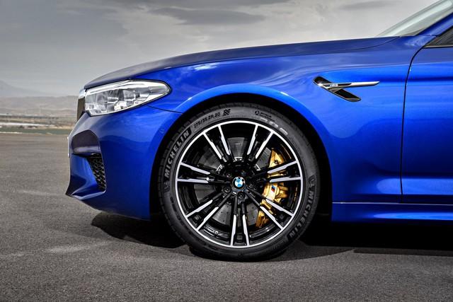 Sedan hiệu suất cao BMW M5 2018 chính thức được vén màn - Ảnh 7.
