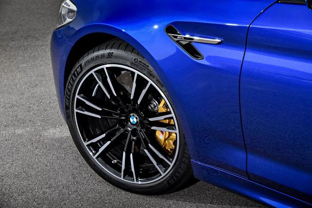 Sedan hiệu suất cao BMW M5 2018 chính thức được vén màn - Ảnh 8.