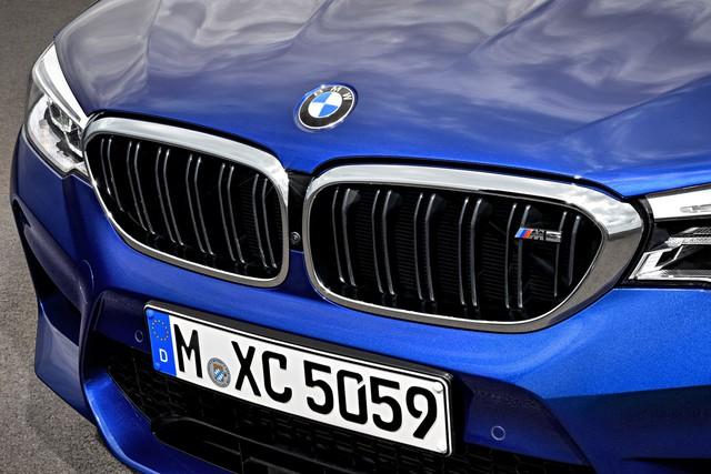 Sedan hiệu suất cao BMW M5 2018 chính thức được vén màn - Ảnh 9.