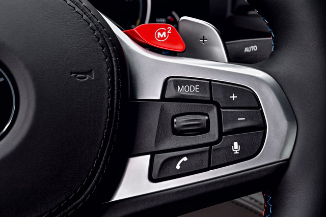 Sedan hiệu suất cao BMW M5 2018 chính thức được vén màn - Ảnh 13.