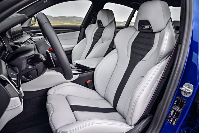 Sedan hiệu suất cao BMW M5 2018 chính thức được vén màn - Ảnh 15.