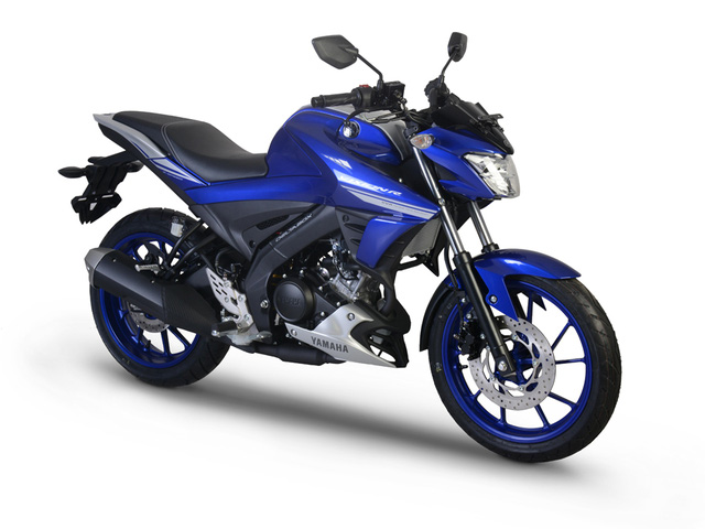 Xe côn tay Yamaha V-Ixion R 2017 bắt đầu được bày bán với giá từ 49 triệu Đồng - Ảnh 5.