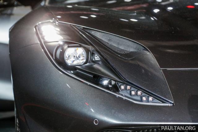 Siêu xe Ferrari 812 Superfast chính thức trình làng tại Đông Nam Á với giá chưa thuế 8,38 tỷ Đồng - Ảnh 7.