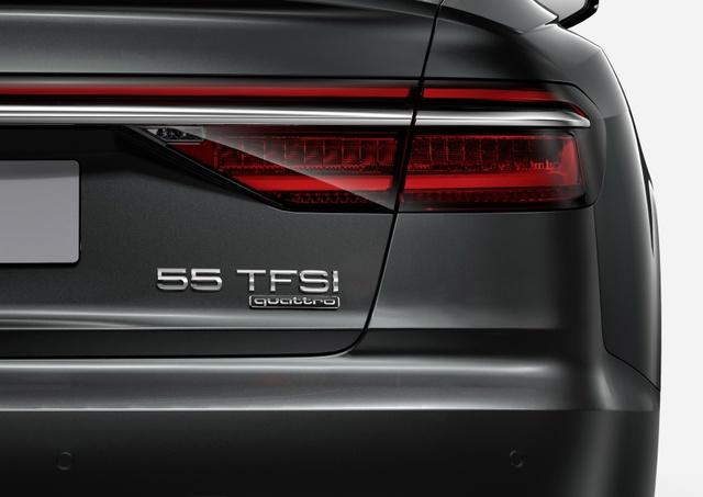 Audi công bố cách đặt tên mới cho ký hiệu công suất động cơ xe - Ảnh 1.