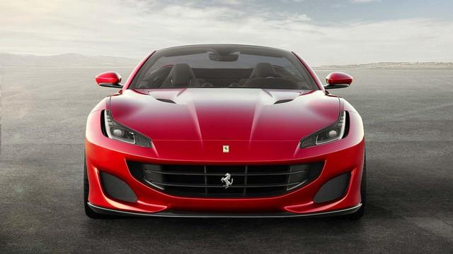 Lần đầu tiên nghe tiếng pô của siêu xe mui trần Ferrari Portofino mới - Ảnh 3.