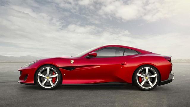 Lần đầu tiên nghe tiếng pô của siêu xe mui trần Ferrari Portofino mới - Ảnh 4.