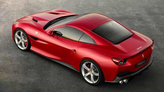 Lần đầu tiên nghe tiếng pô của siêu xe mui trần Ferrari Portofino mới - Ảnh 6.