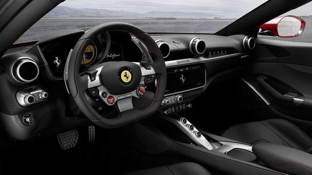 Lần đầu tiên nghe tiếng pô của siêu xe mui trần Ferrari Portofino mới - Ảnh 5.