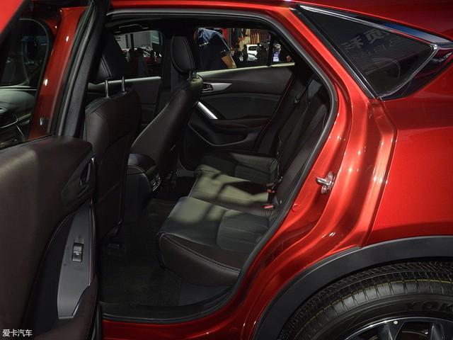 Crossover cỡ nhỏ khiến nhiều người phát thèm Mazda CX-4 có phiên bản nâng cấp - Ảnh 6.