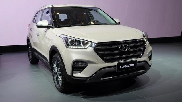 Crossover cỡ nhỏ Hyundai ix25 2017 trình làng với giá tốt - Ảnh 5.
