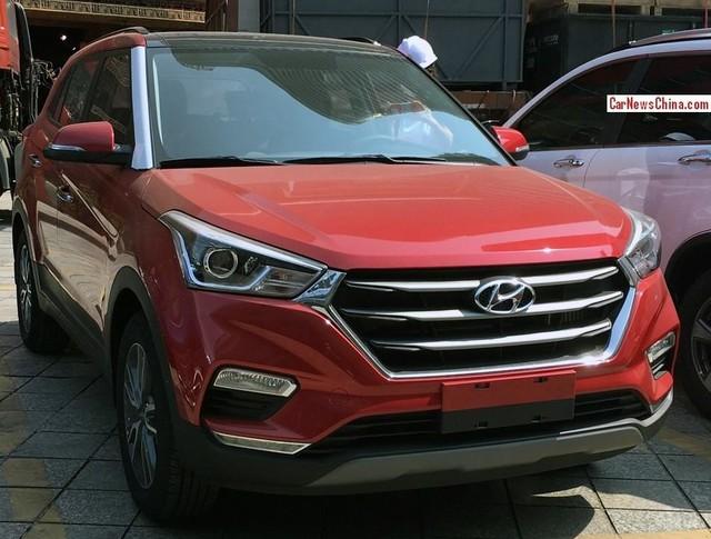 Crossover cỡ nhỏ Hyundai ix25 2017 trình làng với giá tốt - Ảnh 2.