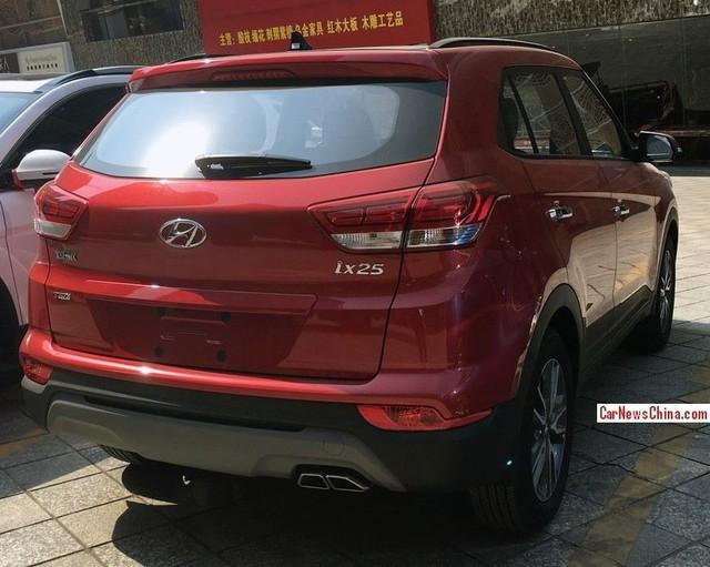 Crossover cỡ nhỏ Hyundai ix25 2017 trình làng với giá tốt - Ảnh 4.