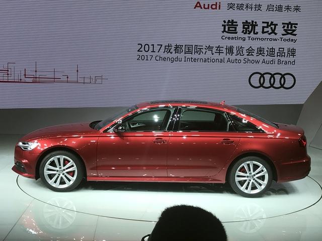 Vén màn phiên bản mới của Audi A6 trục cơ sở dài - Ảnh 2.