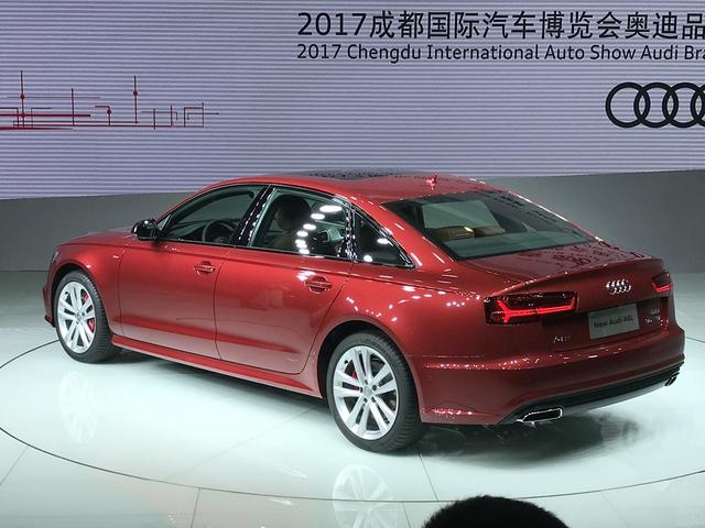 Vén màn phiên bản mới của Audi A6 trục cơ sở dài - Ảnh 5.