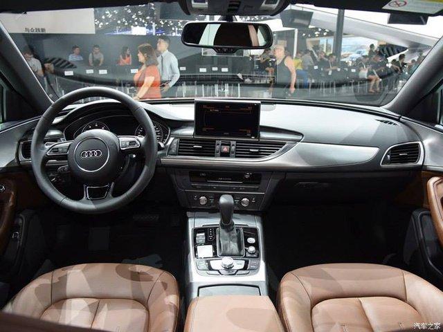 Vén màn phiên bản mới của Audi A6 trục cơ sở dài - Ảnh 7.