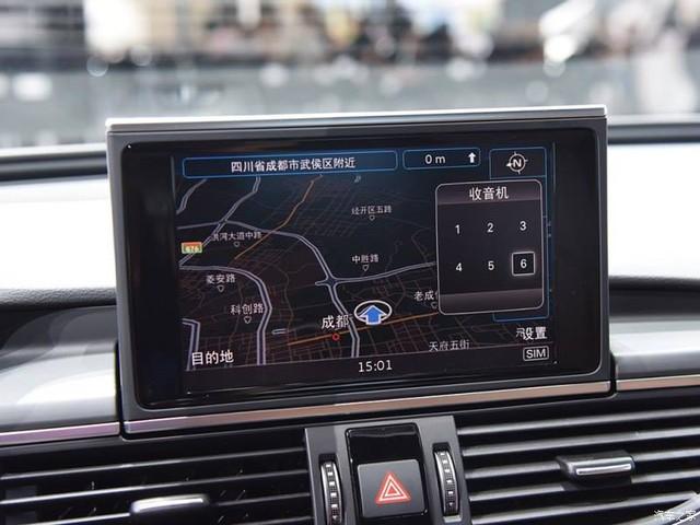 Vén màn phiên bản mới của Audi A6 trục cơ sở dài - Ảnh 8.