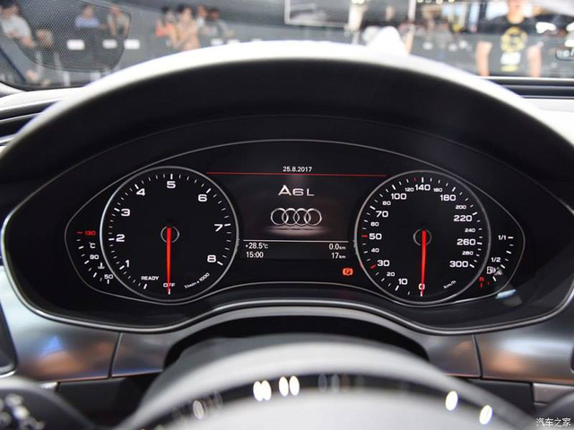Vén màn phiên bản mới của Audi A6 trục cơ sở dài - Ảnh 9.