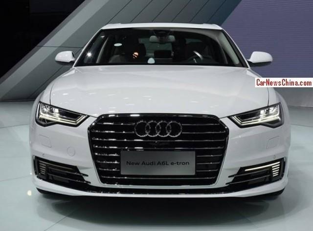 Vén màn phiên bản mới của Audi A6 trục cơ sở dài - Ảnh 10.