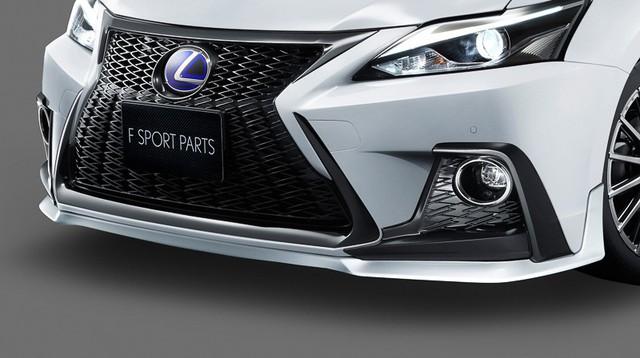 Xe từng bị chê hết lời Lexus CT 200h có phiên bản TRD thể thao hơn - Ảnh 1.
