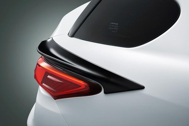 Xe từng bị chê hết lời Lexus CT 200h có phiên bản TRD thể thao hơn - Ảnh 4.