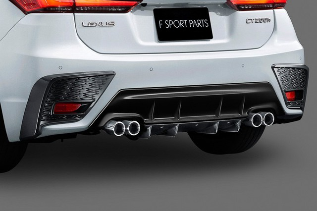Xe từng bị chê hết lời Lexus CT 200h có phiên bản TRD thể thao hơn - Ảnh 6.