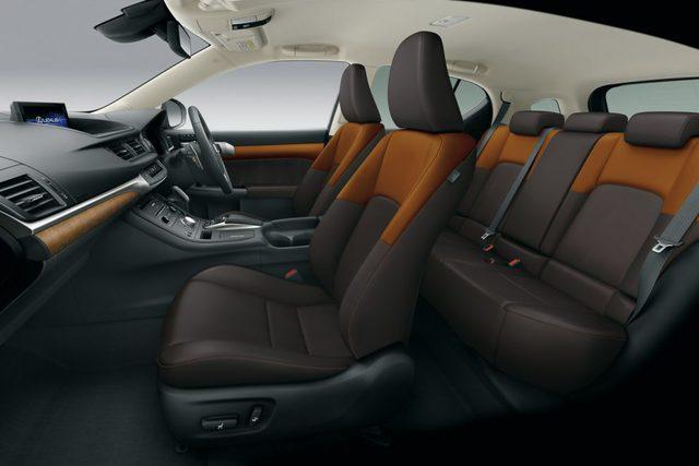 Xe từng bị chê hết lời Lexus CT 200h có phiên bản TRD thể thao hơn - Ảnh 12.