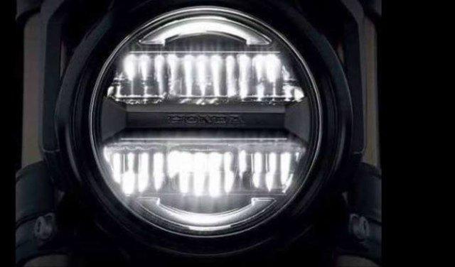 Hé lộ trang bị của mô tô 150 phân khối mới mà Honda chuẩn bị ra mắt - Ảnh 1.