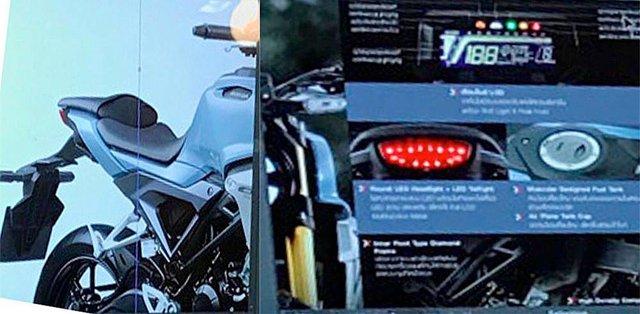Hé lộ trang bị của mô tô 150 phân khối mới mà Honda chuẩn bị ra mắt - Ảnh 2.