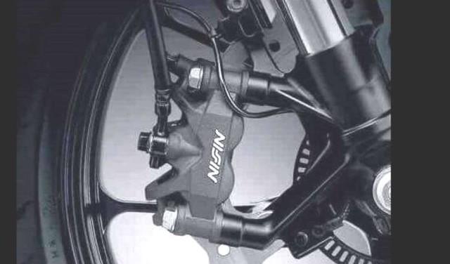 Hé lộ trang bị của mô tô 150 phân khối mới mà Honda chuẩn bị ra mắt - Ảnh 6.