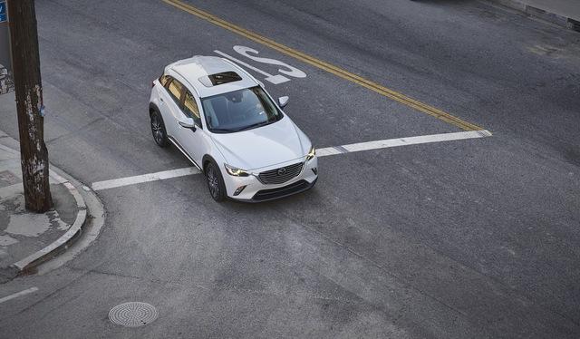 Crossover cỡ nhỏ Mazda CX-3 được bổ sung phiên bản 2018, giá từ 457 triệu Đồng - Ảnh 1.