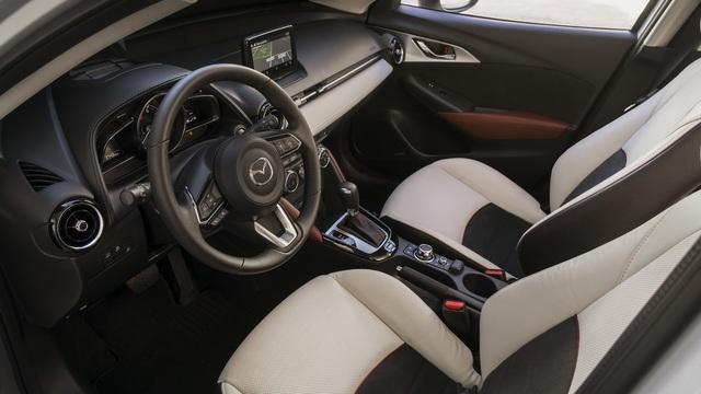 Crossover cỡ nhỏ Mazda CX-3 được bổ sung phiên bản 2018, giá từ 457 triệu Đồng - Ảnh 3.