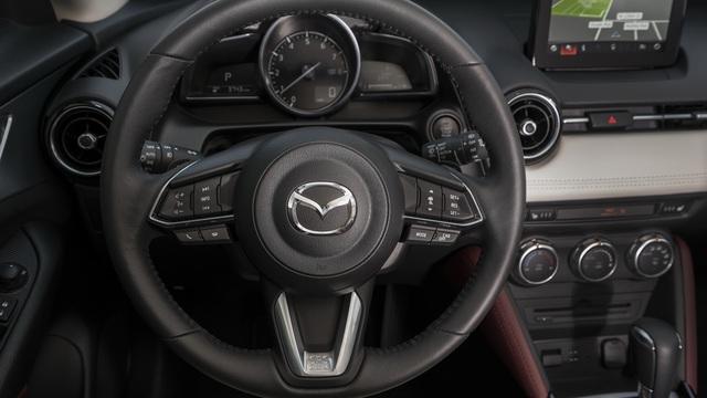 Crossover cỡ nhỏ Mazda CX-3 được bổ sung phiên bản 2018, giá từ 457 triệu Đồng - Ảnh 4.