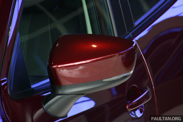 Mazda2 2017 tiếp tục ra mắt Đông Nam Á với giá 466 triệu Đồng - Ảnh 6.