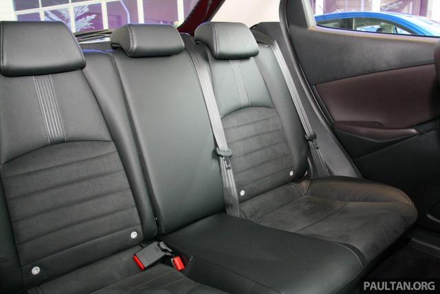Mazda2 2017 tiếp tục ra mắt Đông Nam Á với giá 466 triệu Đồng - Ảnh 9.