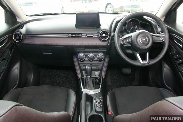 Mazda2 2017 tiếp tục ra mắt Đông Nam Á với giá 466 triệu Đồng - Ảnh 11.