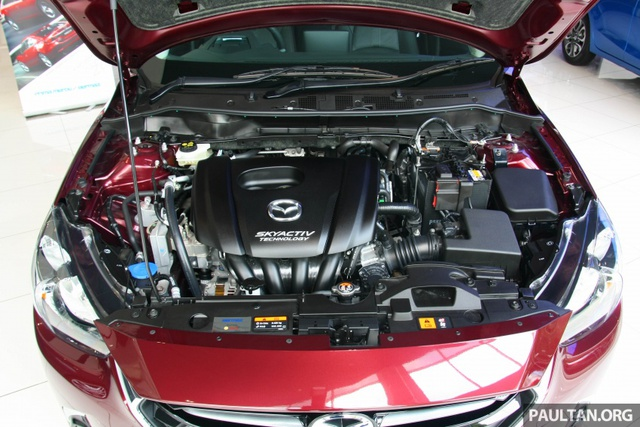 Mazda2 2017 tiếp tục ra mắt Đông Nam Á với giá 466 triệu Đồng - Ảnh 13.