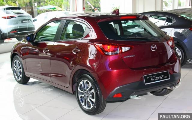 Mazda2 2017 tiếp tục ra mắt Đông Nam Á với giá 466 triệu Đồng - Ảnh 14.