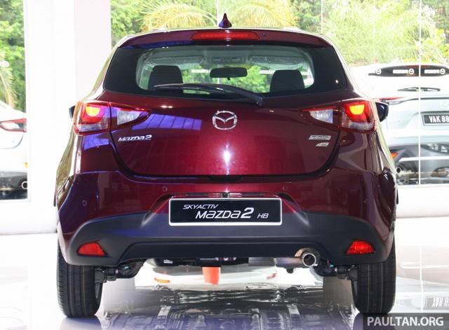 Mazda2 2017 tiếp tục ra mắt Đông Nam Á với giá 466 triệu Đồng - Ảnh 3.