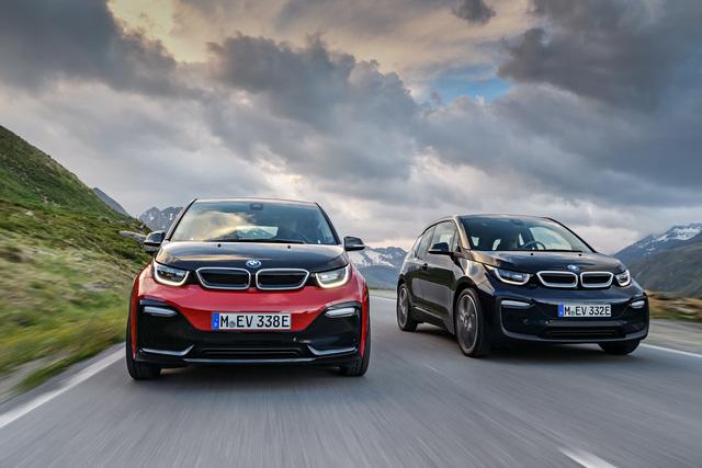 BMW i3S 2018 - Xe đô thị thể thao và mạnh mẽ hơn - Ảnh 1.