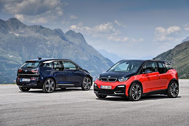 BMW i3S 2018 - Xe đô thị thể thao và mạnh mẽ hơn - Ảnh 3.