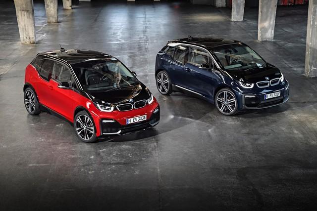 BMW i3S 2018 - Xe đô thị thể thao và mạnh mẽ hơn - Ảnh 4.