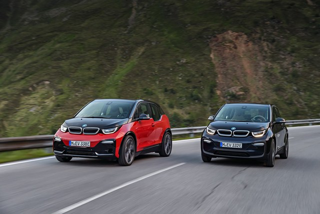 BMW i3S 2018 - Xe đô thị thể thao và mạnh mẽ hơn - Ảnh 2.