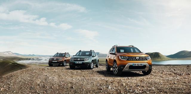 Hé lộ những hình ảnh đầu tiên của SUV giá rẻ Dacia Duster 2018 - Ảnh 1.
