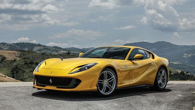 Ferrari rao bán mô hình dùng trong hầm gió của 812 Superfast với giá cao hơn xe thật - Ảnh 3.