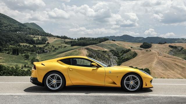 Ferrari rao bán mô hình dùng trong hầm gió của 812 Superfast với giá cao hơn xe thật - Ảnh 4.